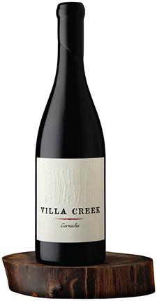 Villa Creek 2017 Garnacha, Paso Robles
