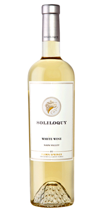 Flora Springs 2018 'Soliloquy' White Wine, Napa Valley