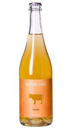Meinklang 2018 'Fusion' (Sparkling Cider/Gruner Veltliner), Burgenland