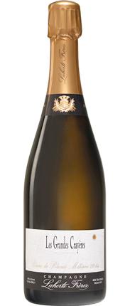 Champagne Laherte Freres 2014 Blanc des Blancs, Les Grandes Crayeres, Champagne AOC