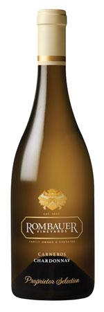 Rombauer Vineyards 2018 'Proprietor's Selection' Chardonnay, Carneros