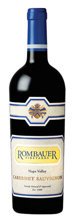Rombauer Vineyards 2017 Cabernet Sauvignon, Napa Valley