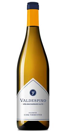 Bodegas Valdespino 2018 Cask Fermented Palomino, Macharnudo Vineyard, Vino de la Tierra de Cadiz
