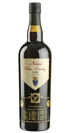 Bodegas Valdespino (375 ml) 'Ninos' Pedro Ximenez VORS Sherry, Jerez DO