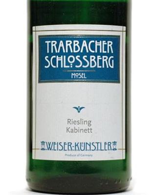 Weiser-Kunstler 2018 Riesling Kabinett, Schlossberg, Mosel
