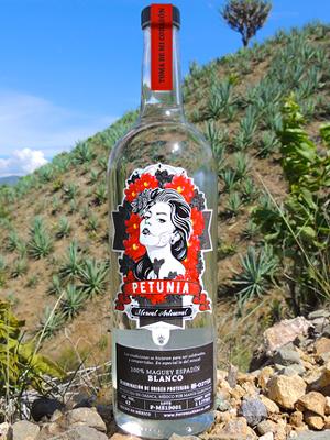 Prolijo Mezcal (1 L) 'Petunia' Espadin, Oaxaca (84 proof)