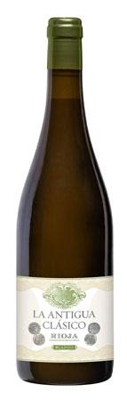 La Antigua Clasico 2014 Blanco, Rioja DOCa