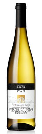 Bolzano 2019 Pinot Bianco, Alto Adige
