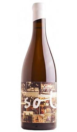 Michael Gindl - Weingut MG vom SOL NV 'Sol' White, Weinviertel DAC
