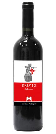 Capolino Perlingieri 2019 'Brizio' Aglianico, Campania IGP