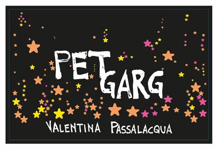 Valentina Passalacqua 2018 'Pet Garg' Orange Sparkling Falanghina, Puglia IGP