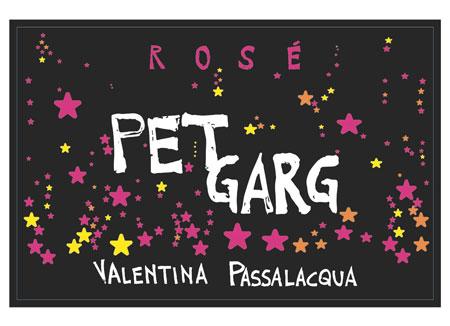 Valentina Passalacqua 2018 'Pet Garg' Rose Sparkling, Puglia IGP