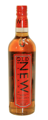 Old New Orleans Cajun Spice Rum (80 proof)