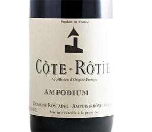 Domaine Rene Rostaing 2017 'Ampodium' Cote-Rotie AOC