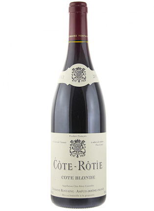 Domaine Rene Rostaing 2017 Cote-Rotie, Cote Blonde, AOC